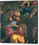 The Apparition Of The Virgin The St James The Great Acrylic Print