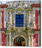 The Archbishop's Palace Of Seville Acrylic Print