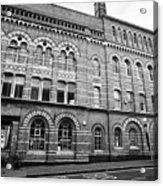 The Argent Centre And The Pen Room Birmingham Uk Acrylic Print