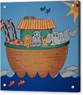 The Ark Acrylic Print