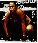 The Arm Collector Rondy Rousey Acrylic Print