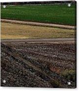 The Art Of Farming Acrylic Print