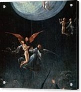 The Ascent Of The Blessed Hieronymus Bosch Acrylic Print