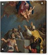 The Assumption Of The Virgin Acrylic Print
