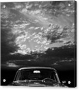 The Aston Db5 Acrylic Print