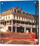 The Atlantic House Inn - York Beach, Maine Acrylic Print