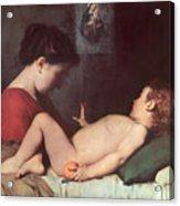 The Awakening Child Acrylic Print