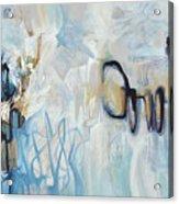 The Back Nine Acrylic Print