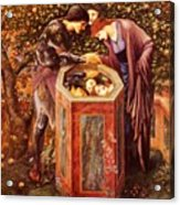 The Baleful Head 1887 Acrylic Print