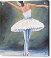 The Ballerina III Acrylic Print