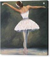The Ballerina V Acrylic Print