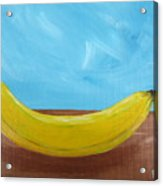 The Banana Acrylic Print
