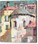 The Baptisterie Acrylic Print