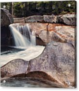 The Basin Pano Acrylic Print