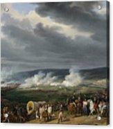 The Battle Of Jemappes Acrylic Print