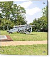 The Battle Of Yorktown Virginia Acrylic Print