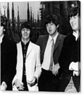 The Beatles, 1960s Acrylic Print