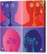 The Beatles No.10 Acrylic Print