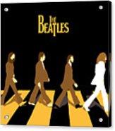 The Beatles No.19 Acrylic Print