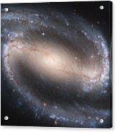 The Beautiful Barred Spiral Galaxy Ngc 1300 Acrylic Print