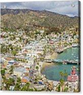 The Beautiful Catalina Island Acrylic Print
