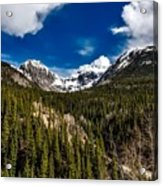 The Beautiful San Juan Mountains Acrylic Print