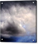 The Beauty Of Clouds Acrylic Print