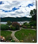 The Beauty Of Lake George Acrylic Print