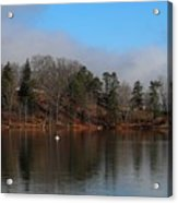 The Beauty Of Lake Junaluska  Acrylic Print