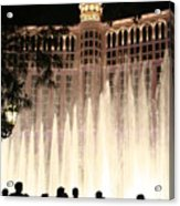 The Bellagio Acrylic Print