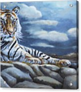 The Bengal Tiger Acrylic Print
