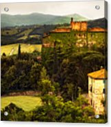 The Best Of Italy Acrylic Print