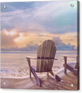 The Best Part Of The Day In A Dream  Acrylic Print