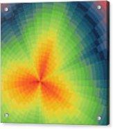 The Big Bang Acrylic Print