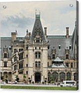 The Biltmore Estate Acrylic Print