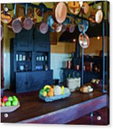 The Biltmore Kitchen Acrylic Print