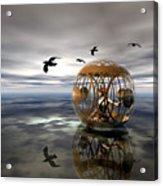 The Birdcage Acrylic Print