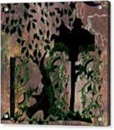 The Birdhouse Acrylic Print