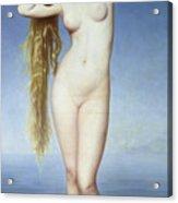 The Birth Of Venus Acrylic Print