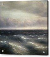The Black Sea Acrylic Print