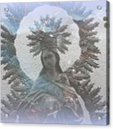 The Blessed Mother Acrylic Print