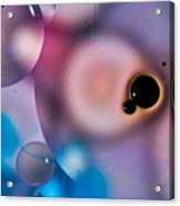 The Blob Acrylic Print
