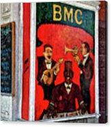 The Bmc Acrylic Print