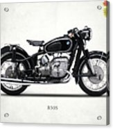 The R50s Motorcycle Acrylic Print