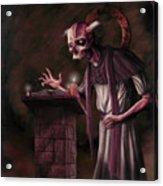 The Bone Priest Acrylic Print