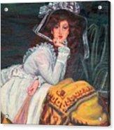 The Bonnet Acrylic Print