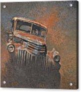 The Bootlegger Acrylic Print