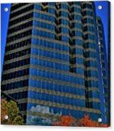 The Borland Atlanta Acrylic Print by Corky Willis Atlanta Photography