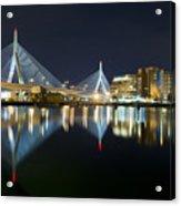 The Boston Bridge Acrylic Print