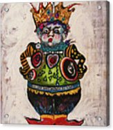 The Boy Who Would Be King Acrylic Print